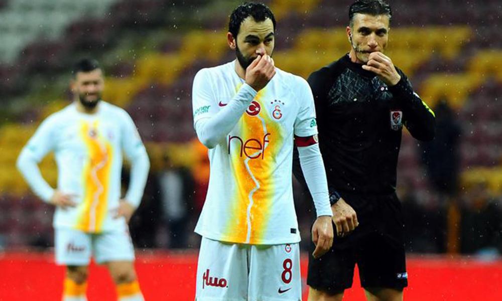 Galatasaray'da Selçuk İnan'a şok