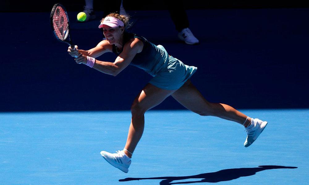 Sharapova'dan Avustralya Açık'a hızlı başlangıç