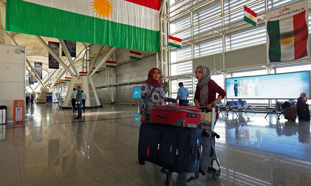 Bakan Turhan: Süleymaniye'ye uçuş yasağı kaldırılacak