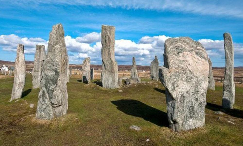 4 bin 500 yıllık sanılan taşlar, 20 yıllık çıktı