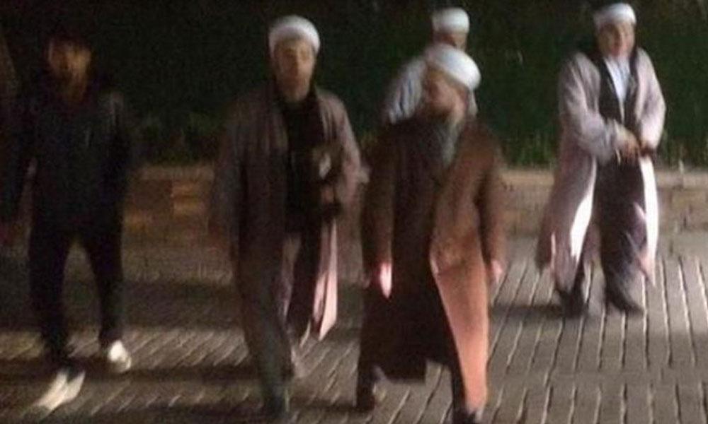 'Tebliğciler' İstiklal Caddesi'ne çıktı