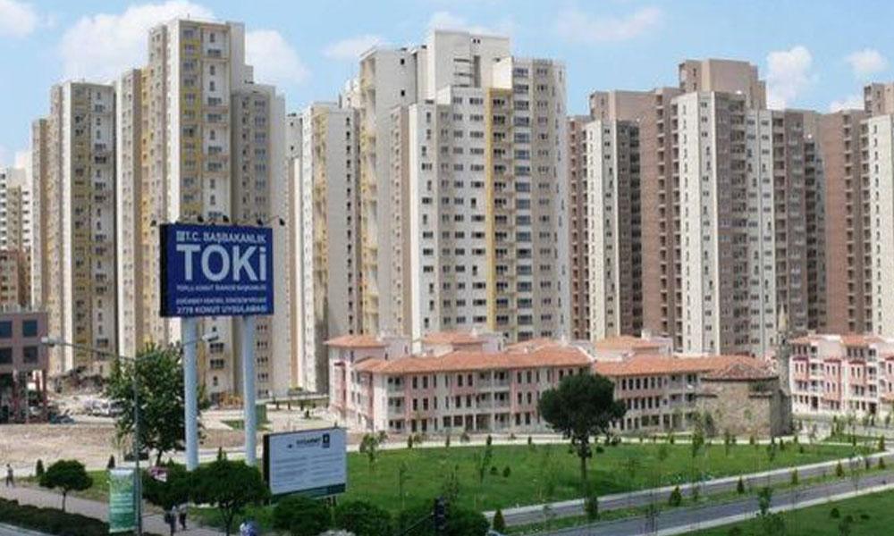 Yurttaşa ucuz ev yapmak için kurulan TOKİ'de milyonluk kayıp