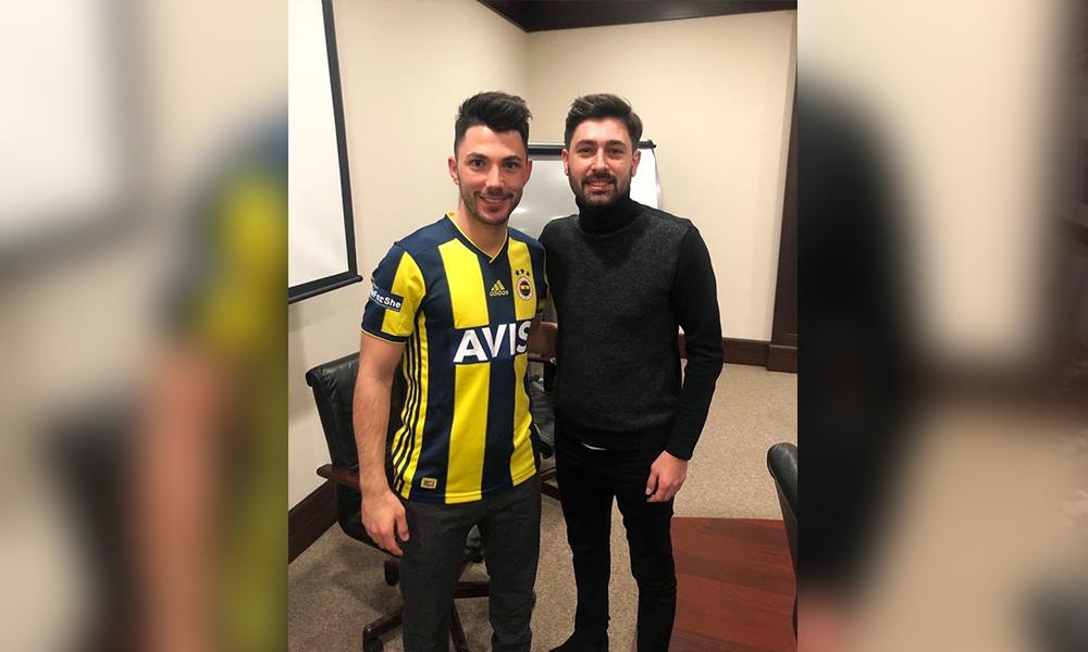 Fenerbahçe'de mutlu son… Tolgay Arslan formayı giydi
