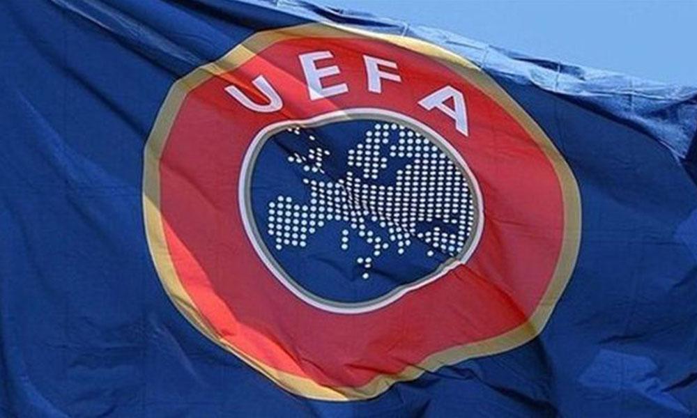 UEFA'dan koronavirüs nedeniyle ara verilen ligler hakkında açıklama