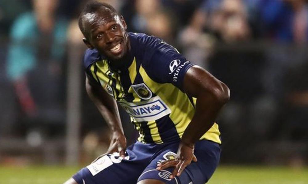 Usain Bolt, futbol kariyerini sonlandırdığını açıkladı.