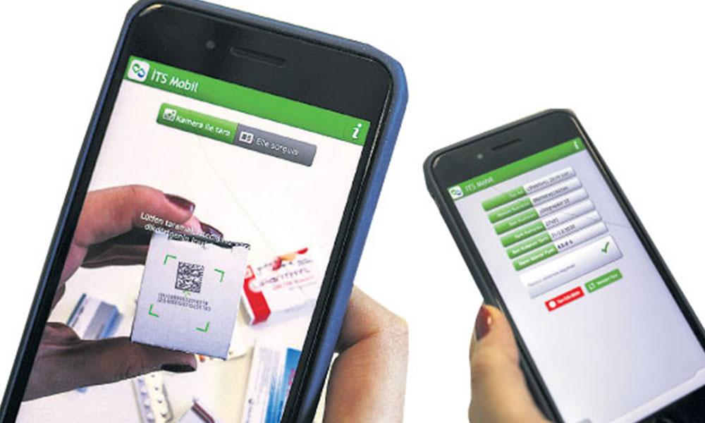 Sahte ilaçların kontrolü için mobil uygulama geliştirildi
