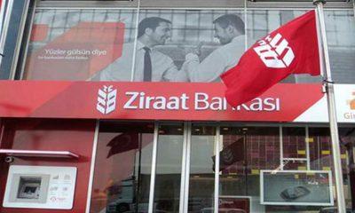 4 ikramiye ve 20 bin lira… İşte Ziraat Bankası'ndaki maaş skandalı