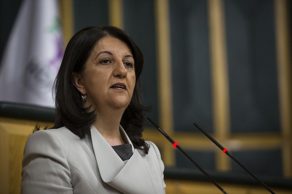 HDP partisinin grup toplantısını kısa tuttu, eylem kararı aldı
