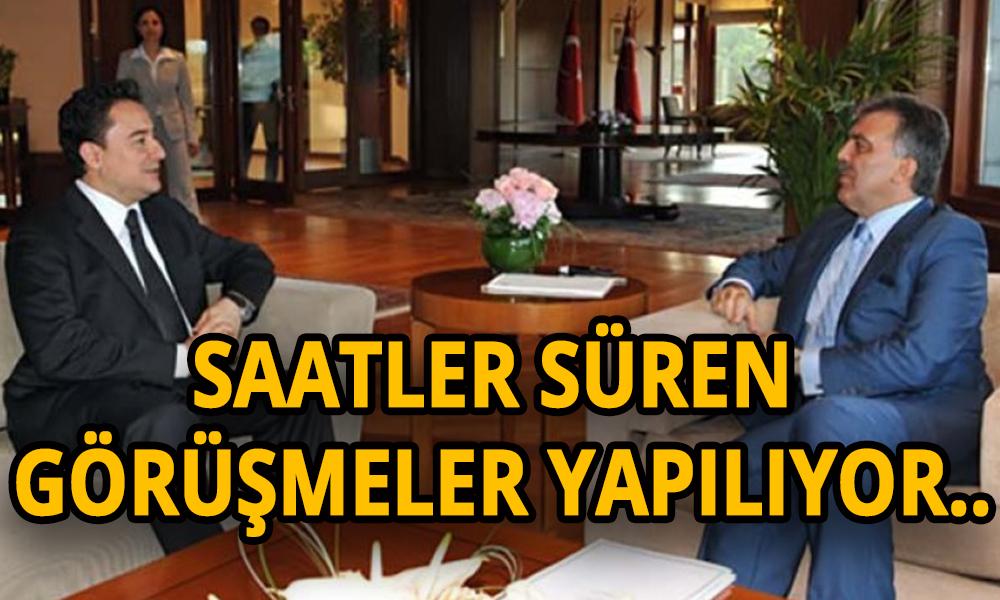 AKP'li yazar açıkladı: Parti kuruluyor…