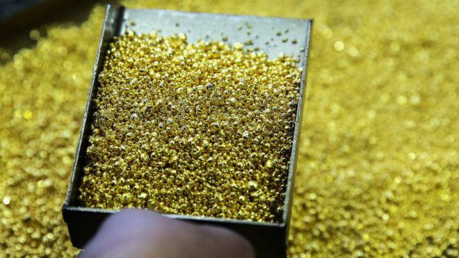 'Maduro hükümeti izinsiz olarak Türkiye ve BAE'ye 73 ton altın sattı'