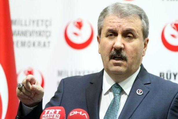 Cumhur İttifakı'nın 'küçük ortağı' Ermenileri hedef aldı!