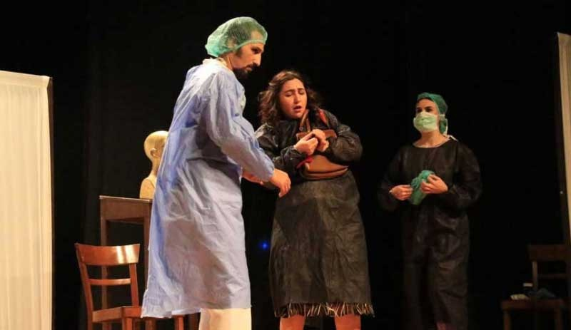 Valilik 'Kürt Tiyatro Günleri'ni yasakladı