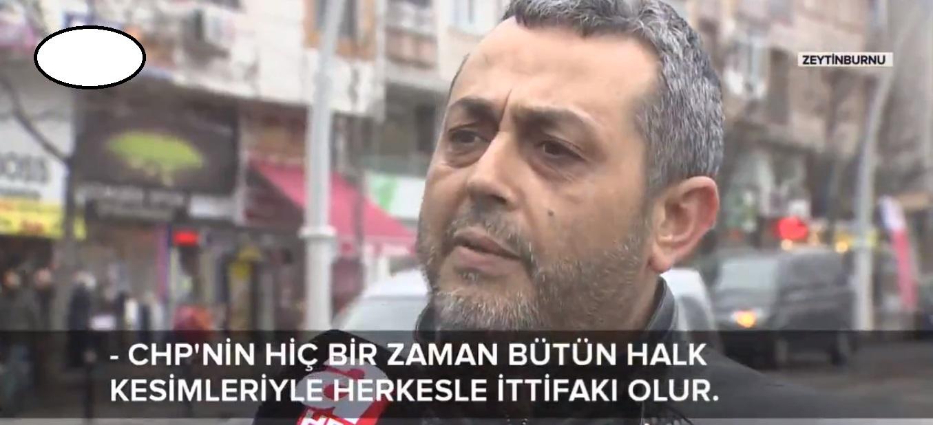 CHP'li seçmenden, A Haber'e tokat gibi cevap: İkinci sınıf vatandaş olduk!