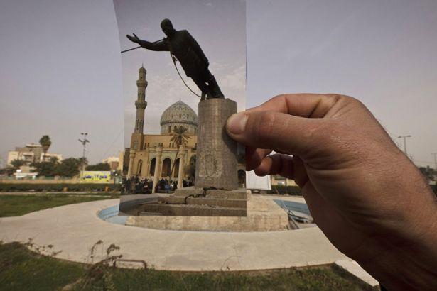 'Saddam'ı devirmekle yanlış yaptık, İran'a saldırmalıydık'