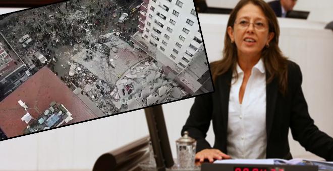 Kartal'da çöken binaya yayın yasağının nedeni 'AKP'nin Erzurum Belediye Başkanı adayı mı?'