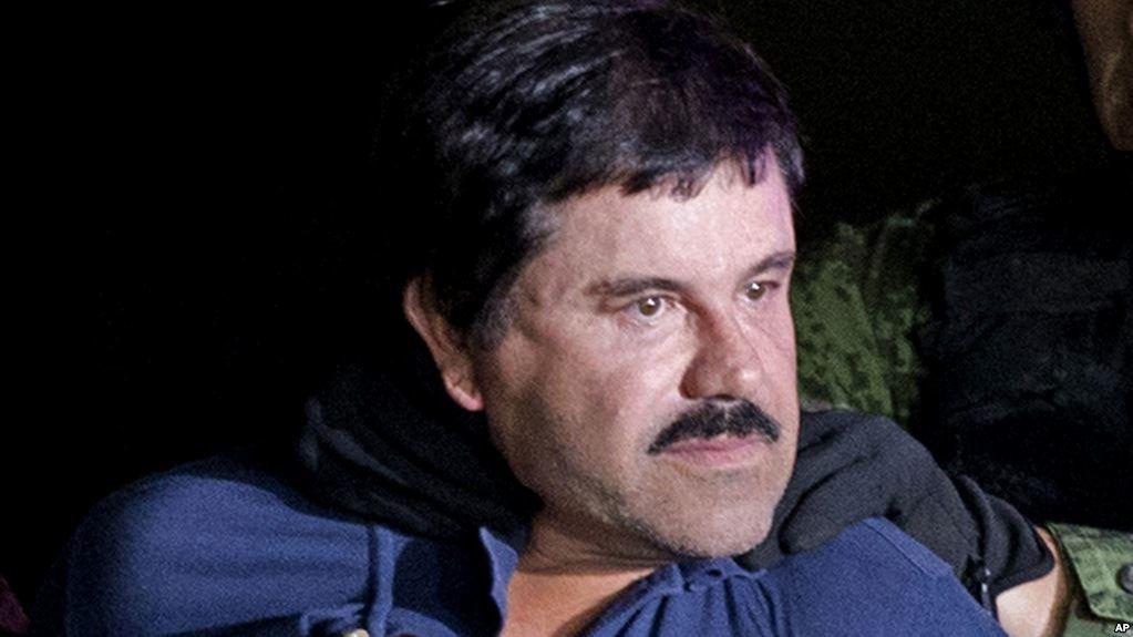 'El Chapo' suçlu bulundu