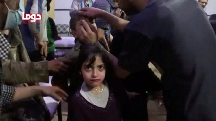 BBC'den Suriye itirafı: Kimyasal saldırı görüntüleri sahteydi