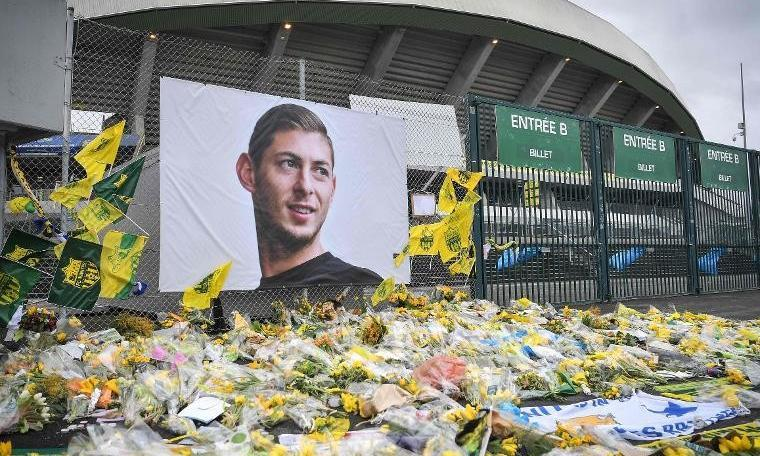 Emiliano Sala'nın cenazesi ülkesine getirildi