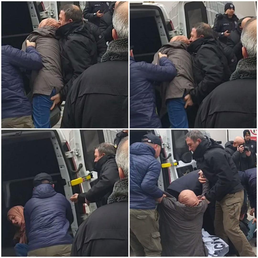 Polisten taciz olayına skandal açıklama: Babası FETÖ'cü