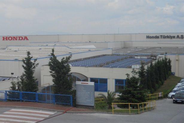 Dünyanın 1 numaralı motor üreticisi Honda Türkiye'deki üretimini durduruyor!