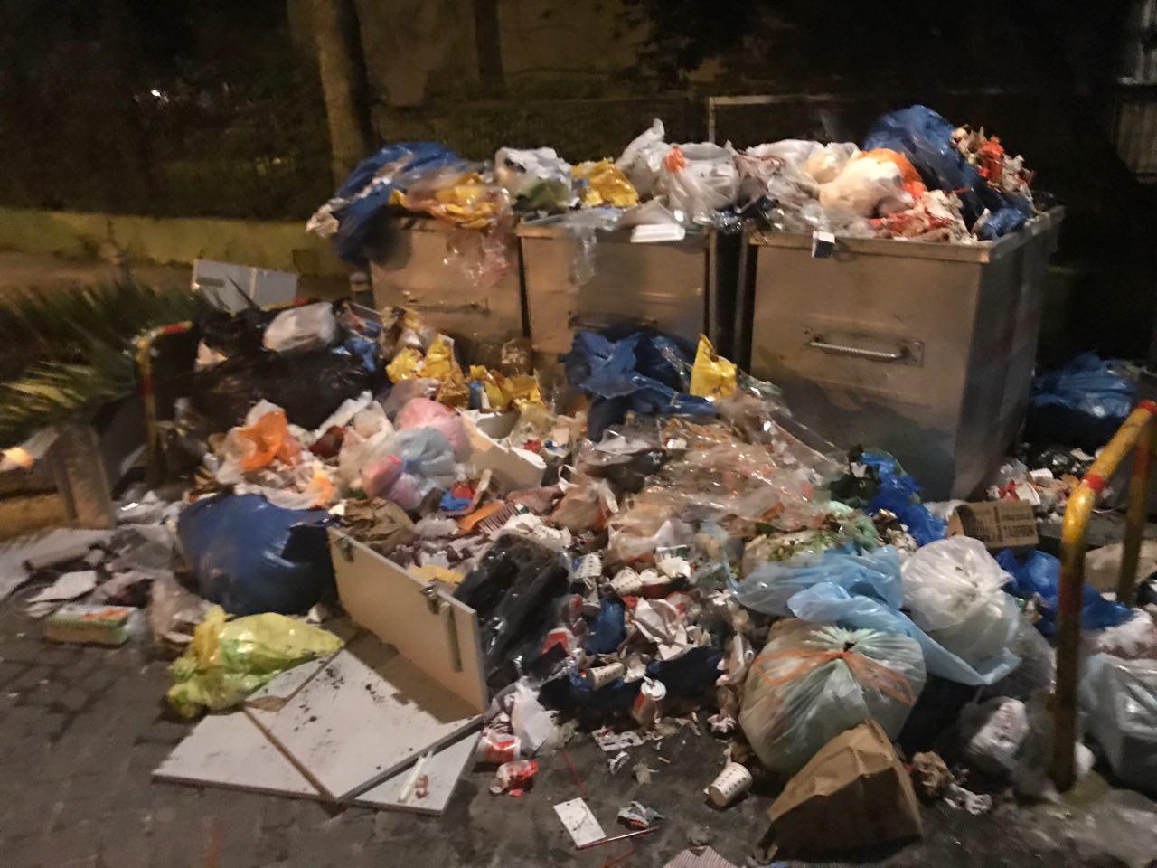 Şişli'deki çöp grevinde yeni gelişme!