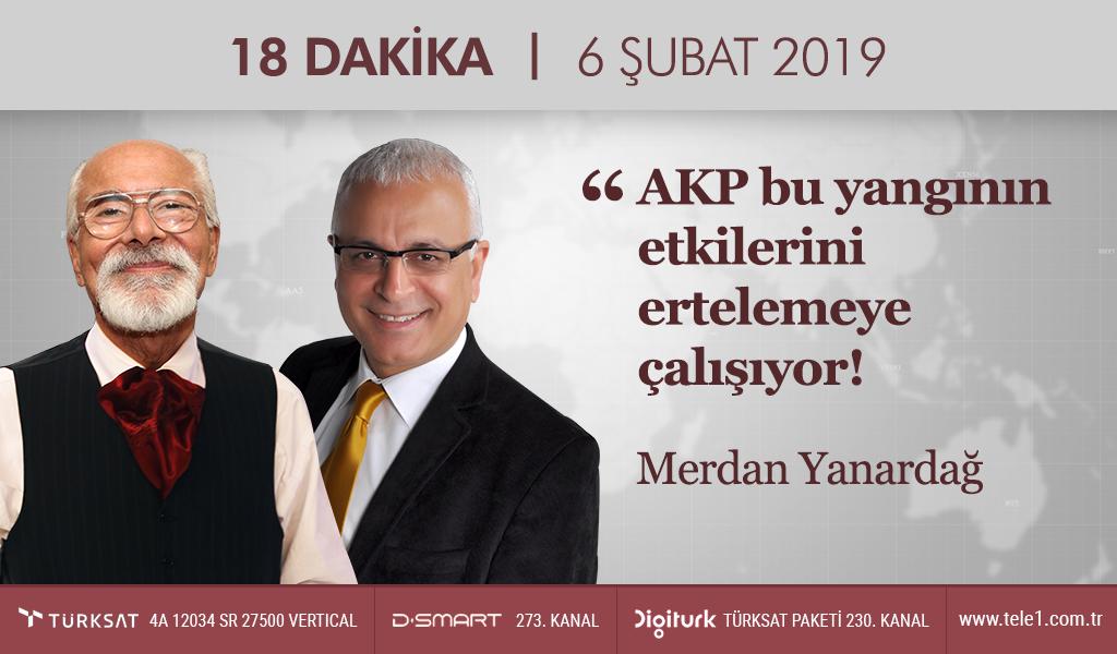 Erdoğan'ın hata dediği Atatürk'ün mirası neden önemli? – 18 Dakika (6 Şubat 2019)