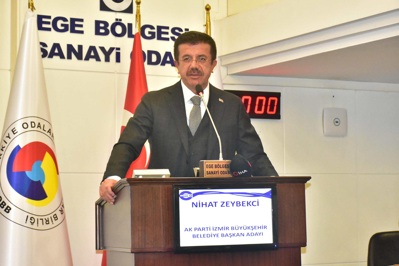 AKP'nin İzmir adayı Zeybekçi'den 'ithal aday' açıklaması: Soyadıma bakın…