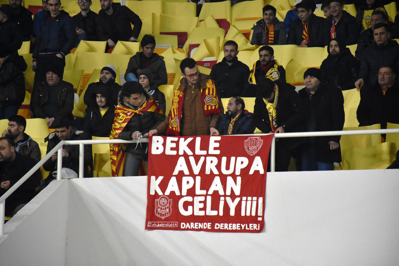 Evkur Yeni Malatyaspor – Beşiktaş maçından notlar