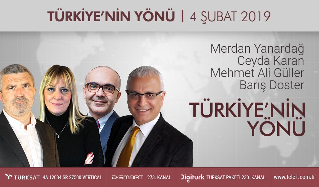 Geçersiz oylar üzerinden algı operasyonu – Türkiye'nin Yönü (7 Nisan 2019)