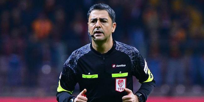 Beşiktaş – Fenerbahçe derbisinin hakemi belli oldu