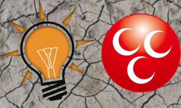 Saray ittifakında panik! MHP adaylarını geri çekiyor