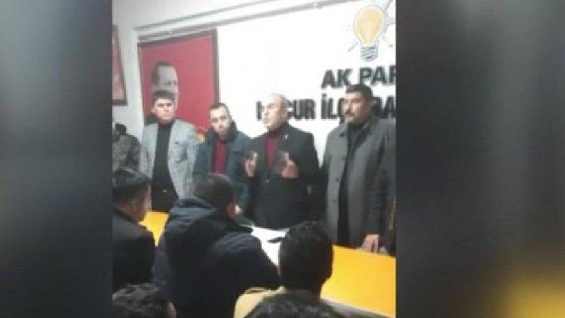 MHP'yi muhalefet ilan eden AKP'li adaydan ahlaksız vaat: Kazanırsak iş bulursunuz