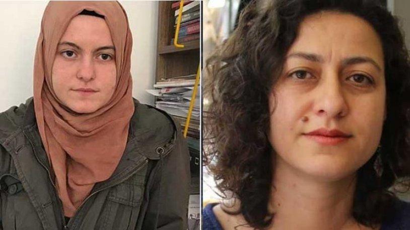 Tacizci değil gazeteci gözaltına alınmıştı! Derya Okatan serbest bırakıldı