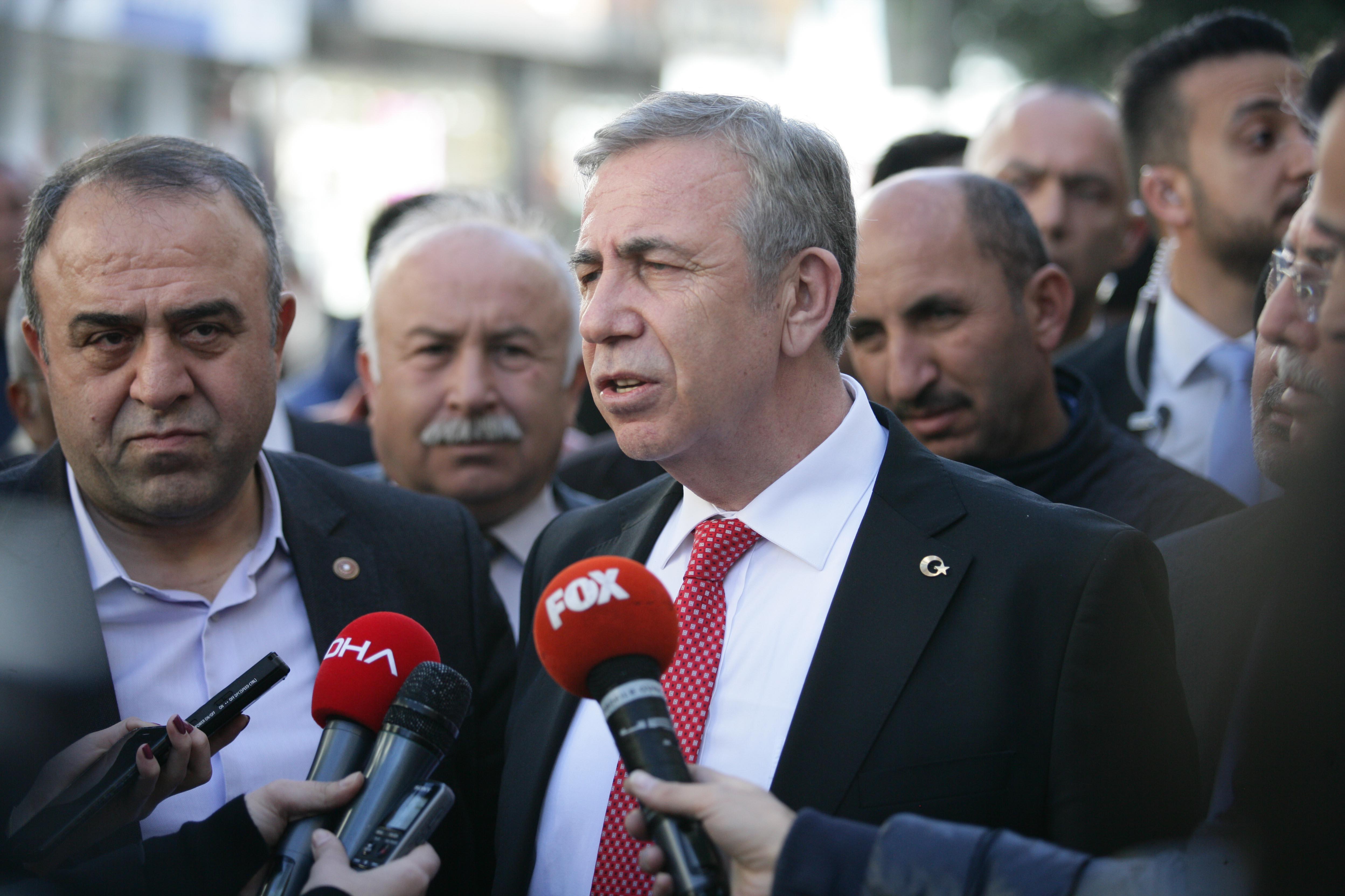 Mansur Yavaş: Özhaseki'ye oy vermeyeceklerini biliyorum