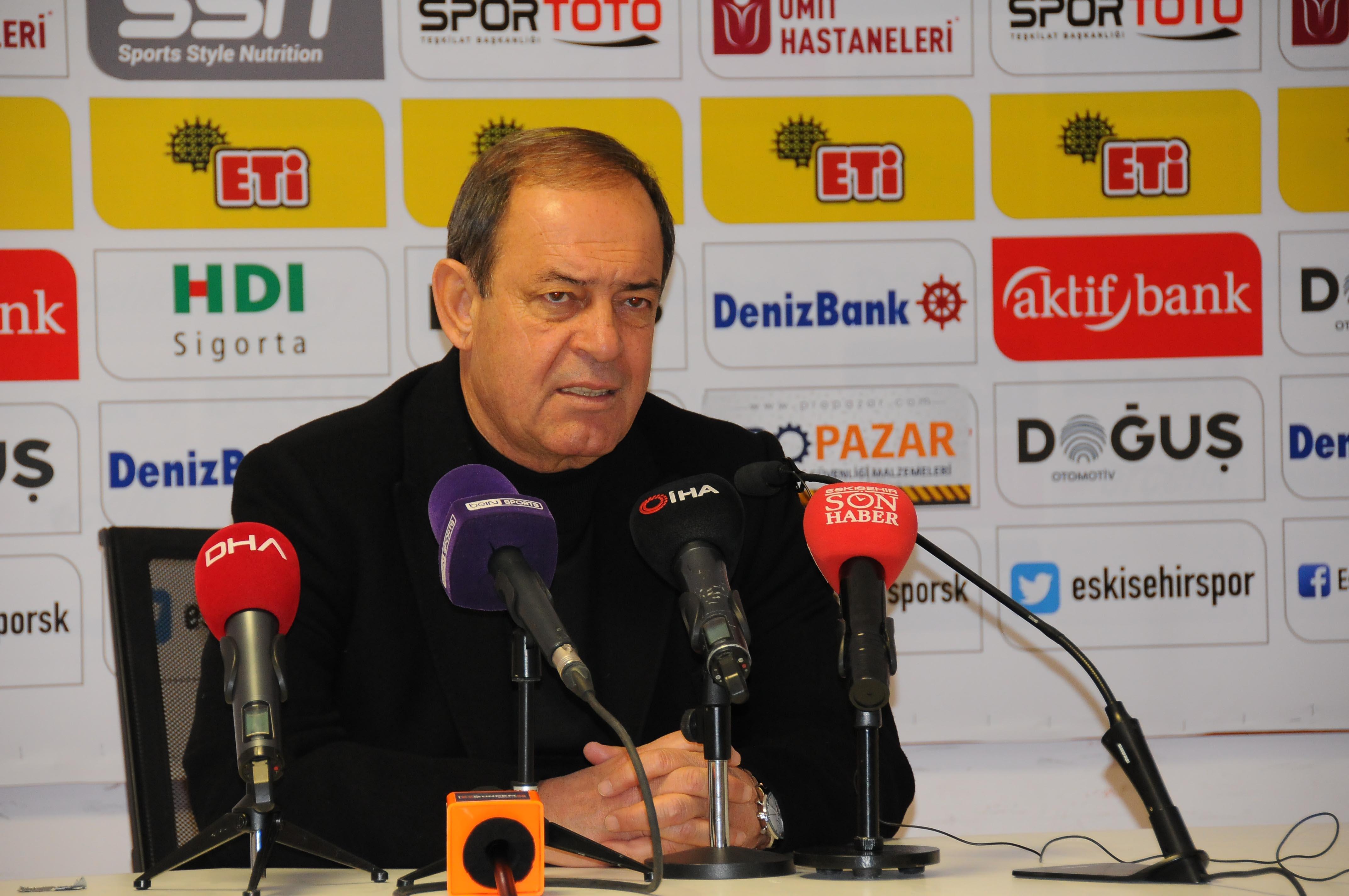 Eskişehirspor – Abalı Denizlispor maçının ardından