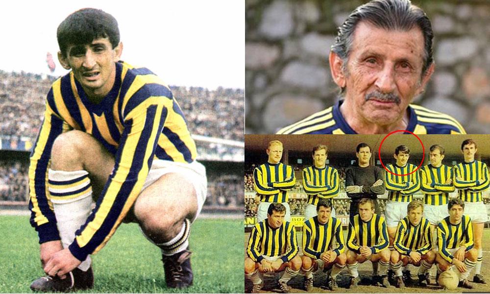 Fenerbahçe efsanesi Abdullah Çevrim yaşamını yitirdi