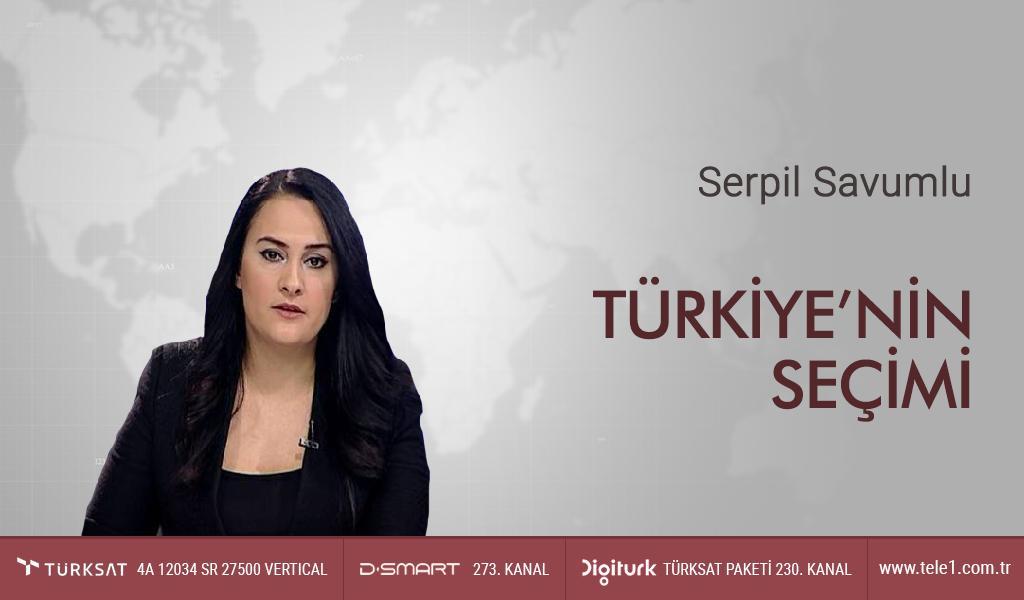 Burak Özgüner, Serpil Savumlu | Türkiye'nin Seçimi (18 Şubat 2019)