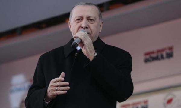 Erdoğan'dan 'altın ticareti' mesajı