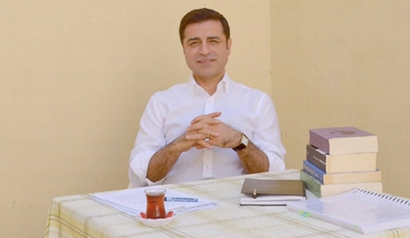 Demirtaş'a Direniş ve Özgürlük ödülü