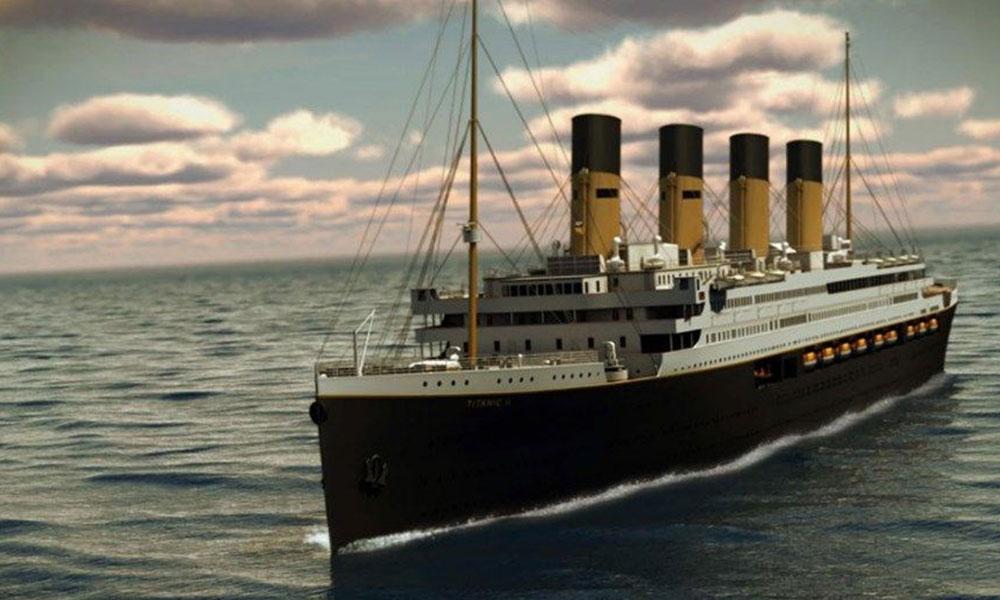 Titanic, yeniden denizlere dönüyor: İşte bilet fiyatları
