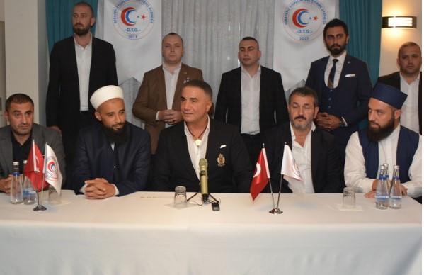 Cemaat, suç örgütü ve Ultraslan lideri birarada… Amaç:Büyük Türkiye İmparatorluğu kurmak