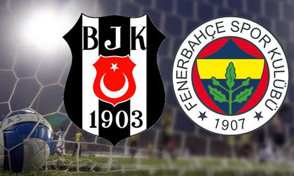 Beşiktaş – Fenerbahçe maçı hangi kanalda, saat kaçta?Derbi ile ilgili tüm detaylar…
