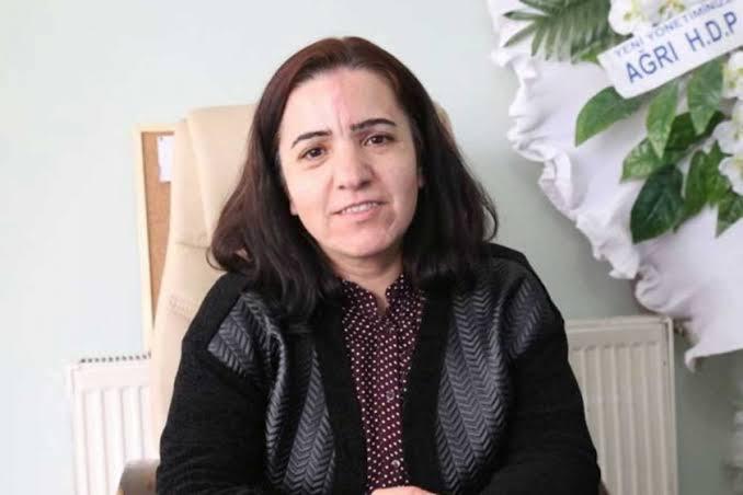 HDP Ağrı Belediye eş Başkan adayı Karaaslan tutuklandı