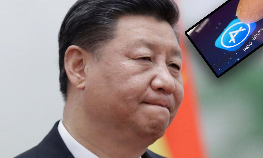 Çin'in 90 milyon üyeli Komünist Parti'nin uygulaması 'zorunluluk' sonrası indirilme rekoru kırdı