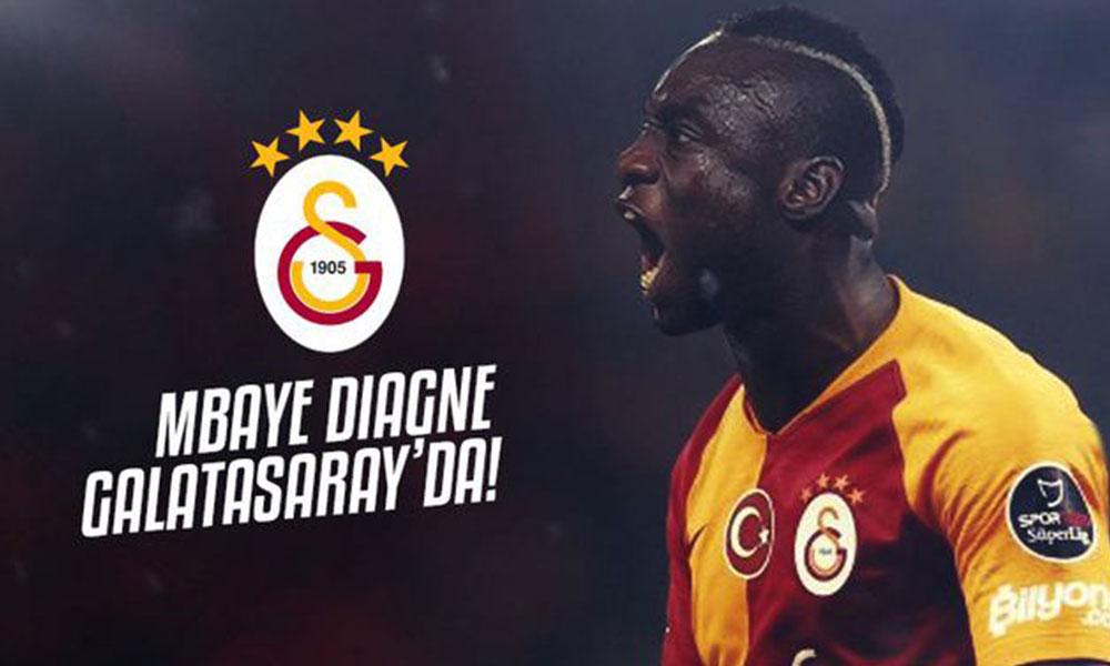 İşte Mbaye Diagne'nin Galatasaray'a tam maliyeti!