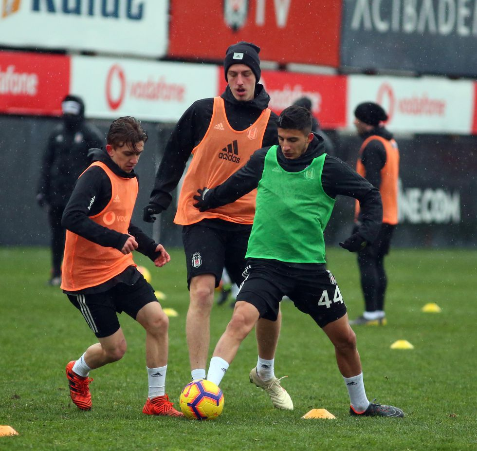 Beşiktaş, Evkur Yeni Malatyaspor'a hazır