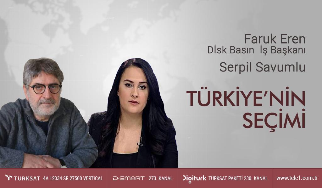 Faruk Eren – Türkiye'nin Seçimi (20 Şubat 2019)