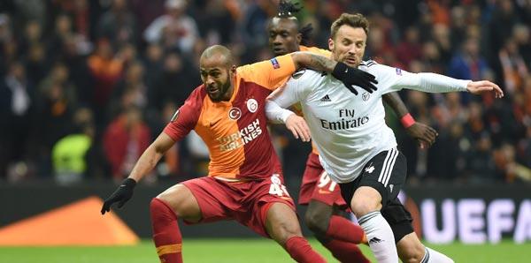 Galatasaray, Benfica maçının hazırlıklarını tamamladı