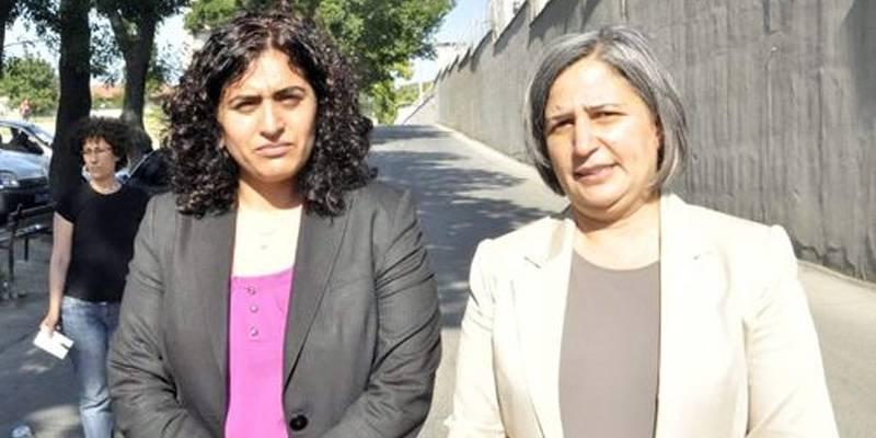 Kışanak ve Tuncel hakkında 15'er yıl hapis cezası