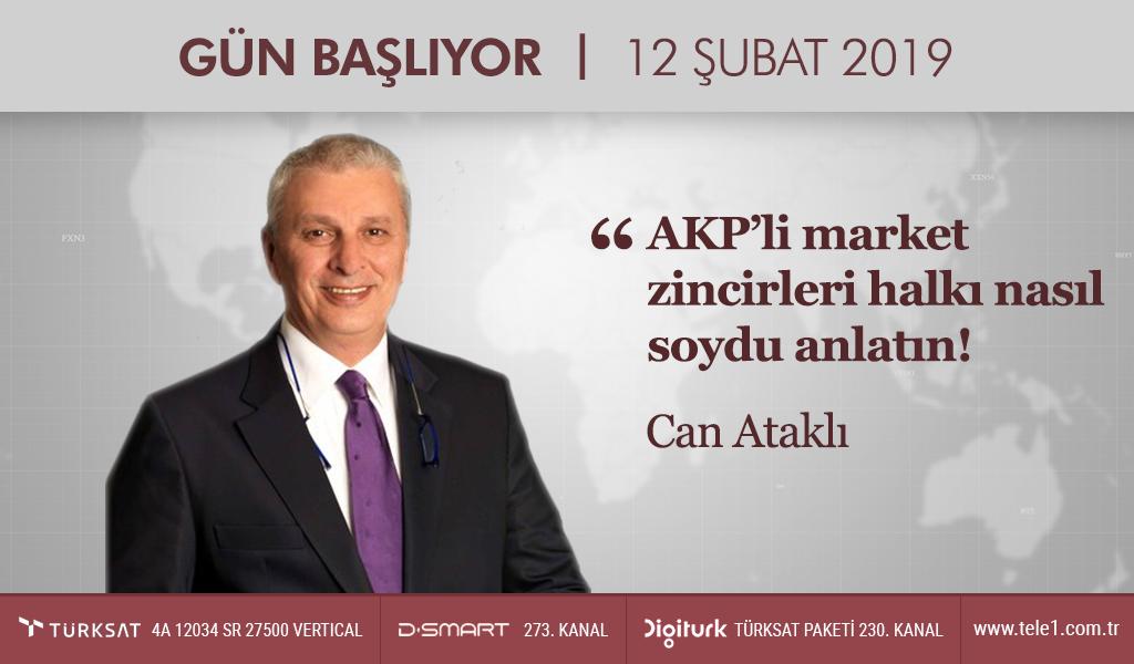Ataklı: AKP'li market zincirleri halkı nasıl soydu anlatın!